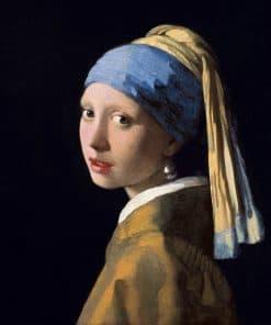 Vermeer - Meisje Met De Parel