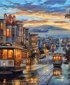 Trendy San Fransisco