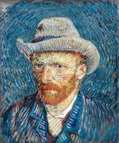 Van Gogh - Zelfportret