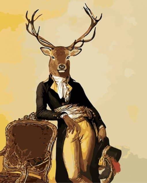 Gentleman Deer
