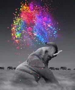 Beauty Elephant