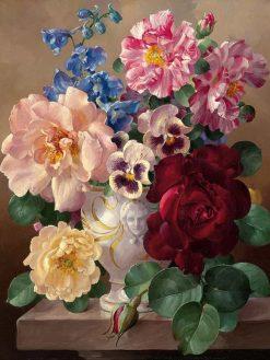 Stilleven- Bloemen