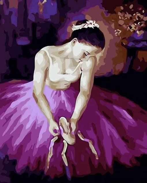 Prachtige Ballerina
