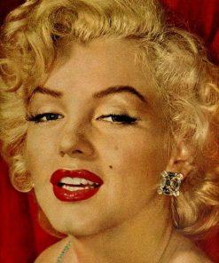 Marilyn Monroe portret