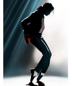 Michael Jackson dansend