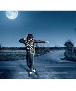 Michael Jackson in de avond