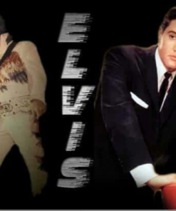Elvis Presley twee fases